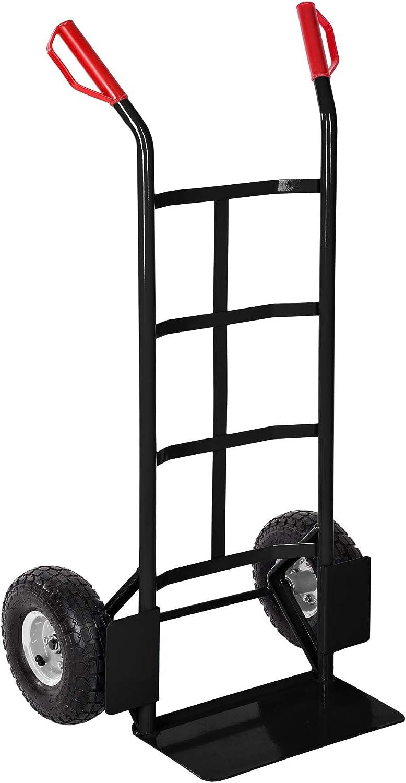 TecTake CARRETILLA PROFESIONAL CARRITO CARGA - varios modelos - (Carretilla para transporte | 400677)