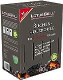 Lotus Grill - Bolsa de carbón
