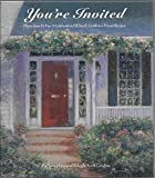 img - for You're Invited: Please Join the Junior League of Raleigh for a Celebration of North Carolina's Finest Recipes by Junior League of Raleigh (1-Jan-1998) Ring-bound book / textbook / text book
