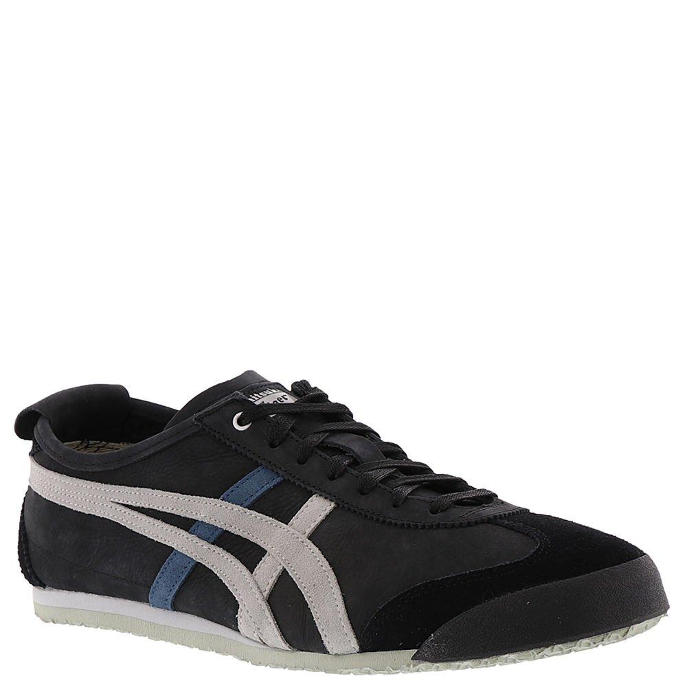 Onitsuka Tiger Mexico 66 Fashion Sneaker B0734LC6NX 9 M US Women / 7.5 M US Men|Black/Glacier Grey
