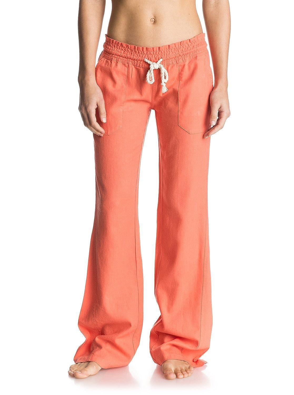 roxy juniors u0027 ocean side soft pant at amazon women u0027s clothing store