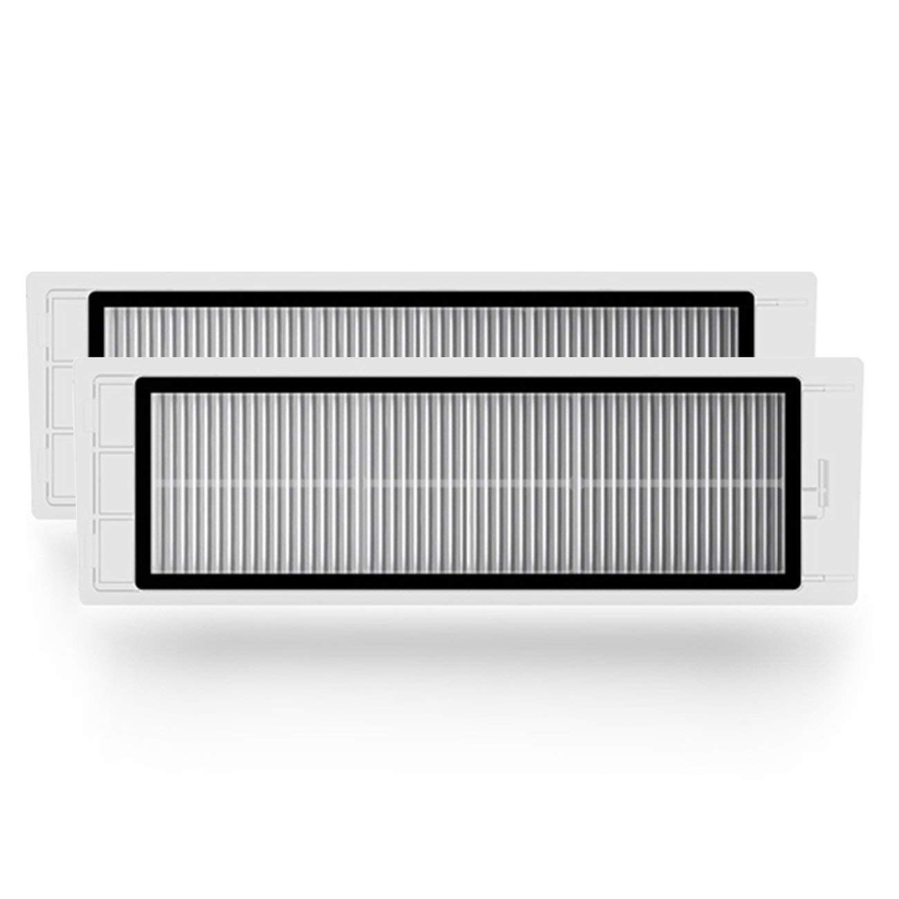 Jiobapiongxin 2 unids Xiaomi Robot Vacuum Filter HEPA Filtro Aspirador Piezas de Repuesto: Amazon.es: Hogar