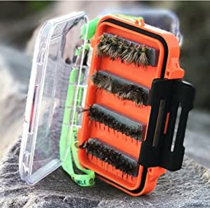 Two sided fly box fly box fly fishing for Fly fishing subscription box