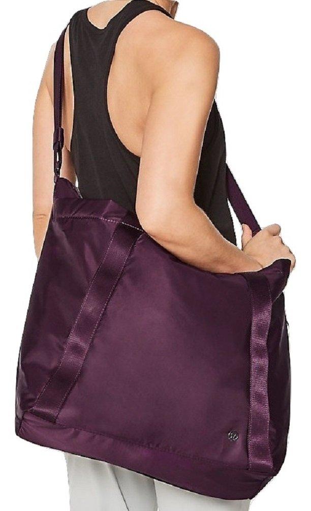 Lululemon Carry The Day Bag (Dark Adobe) by Lululemon