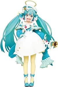"Taito 451085300 Project Diva Hatsune Miku 2nd Season Winter Version Figure, 7"""