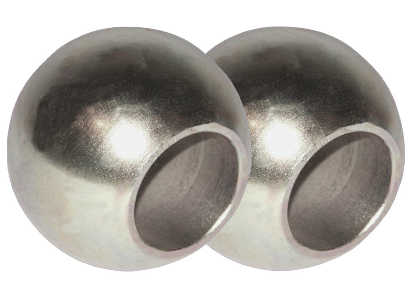 4 x Stück Unterlenker  Fangkugel Unterlenkerkugel Kugel Kat 2-1 Höhe 45 mm