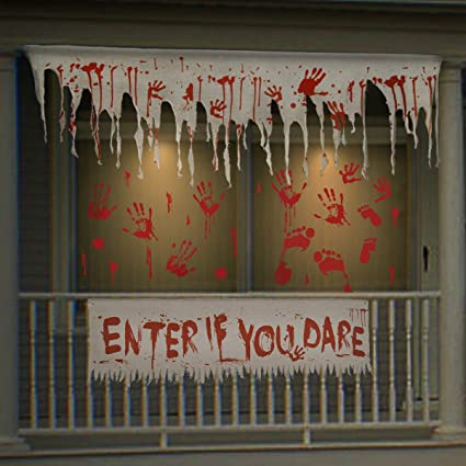 Amazon.com: Pawliss Halloween Hounted Casa Props ...