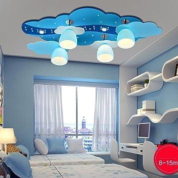 KYDJ ® Star Style 3 Dateien Dimmen Cartoon Schlafzimmer Lichter Led Auge  Hütte Deckenleuchte (22W