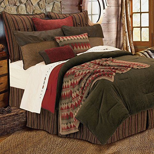 HiEnd Accents Wilderness Ridge Lodge Bedding,