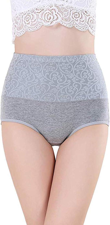 CLOOM Braguitas Culotte Algodón para Mujer Cintura Alta Bragas ...