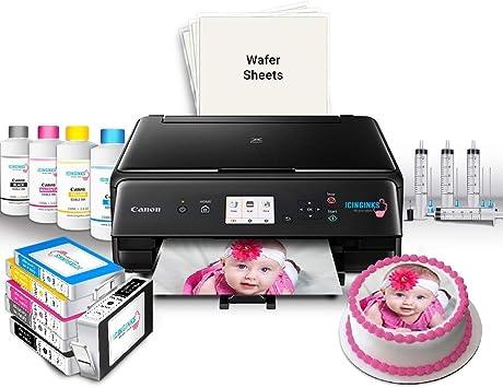 Amazon.com: Comestible Printer Bundle Combo de tinta doble ...