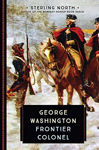 George Washington: Frontier Colonel (Young Voyageur) pdf epub