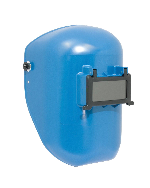 Fibre-Metal by Honeywell 5906BE 10 Piece Helmet, Blue