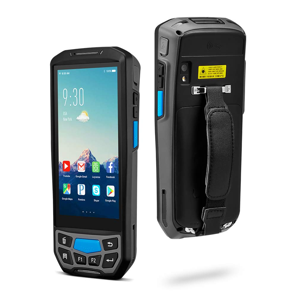 MUNBYN 3G 4G Rugged Handheld Android 7.0 POS