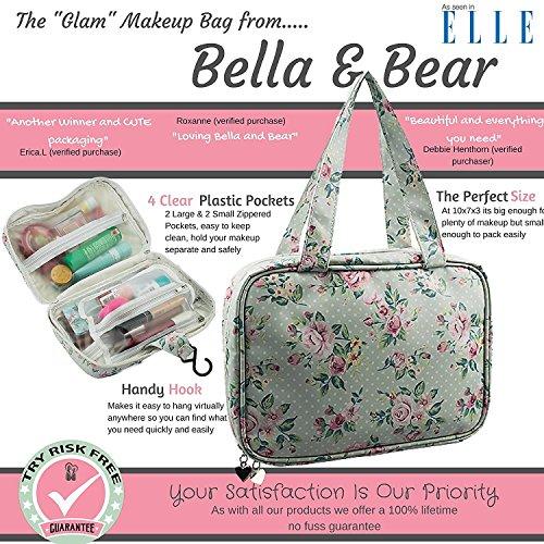 Buy betsey johnson cosmetic bag