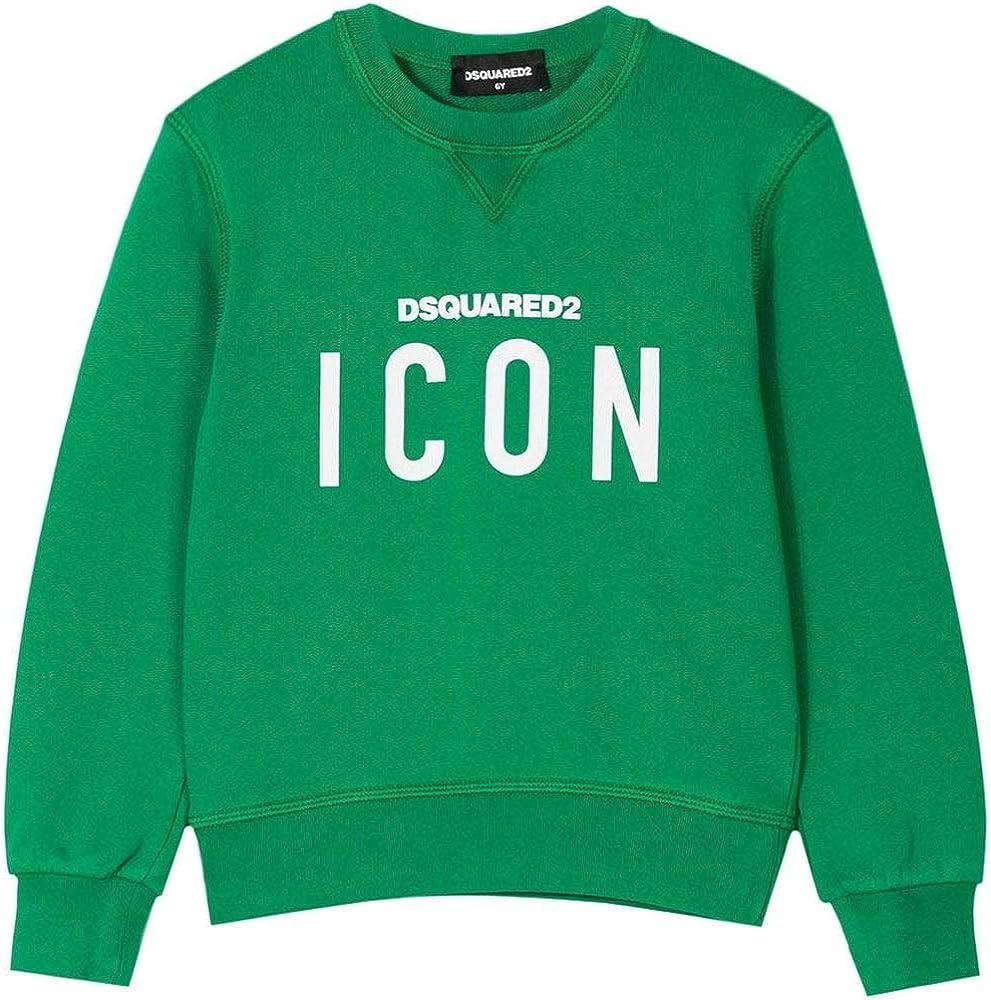 Dsquared2 Kids ICON Sweatshirt Grey