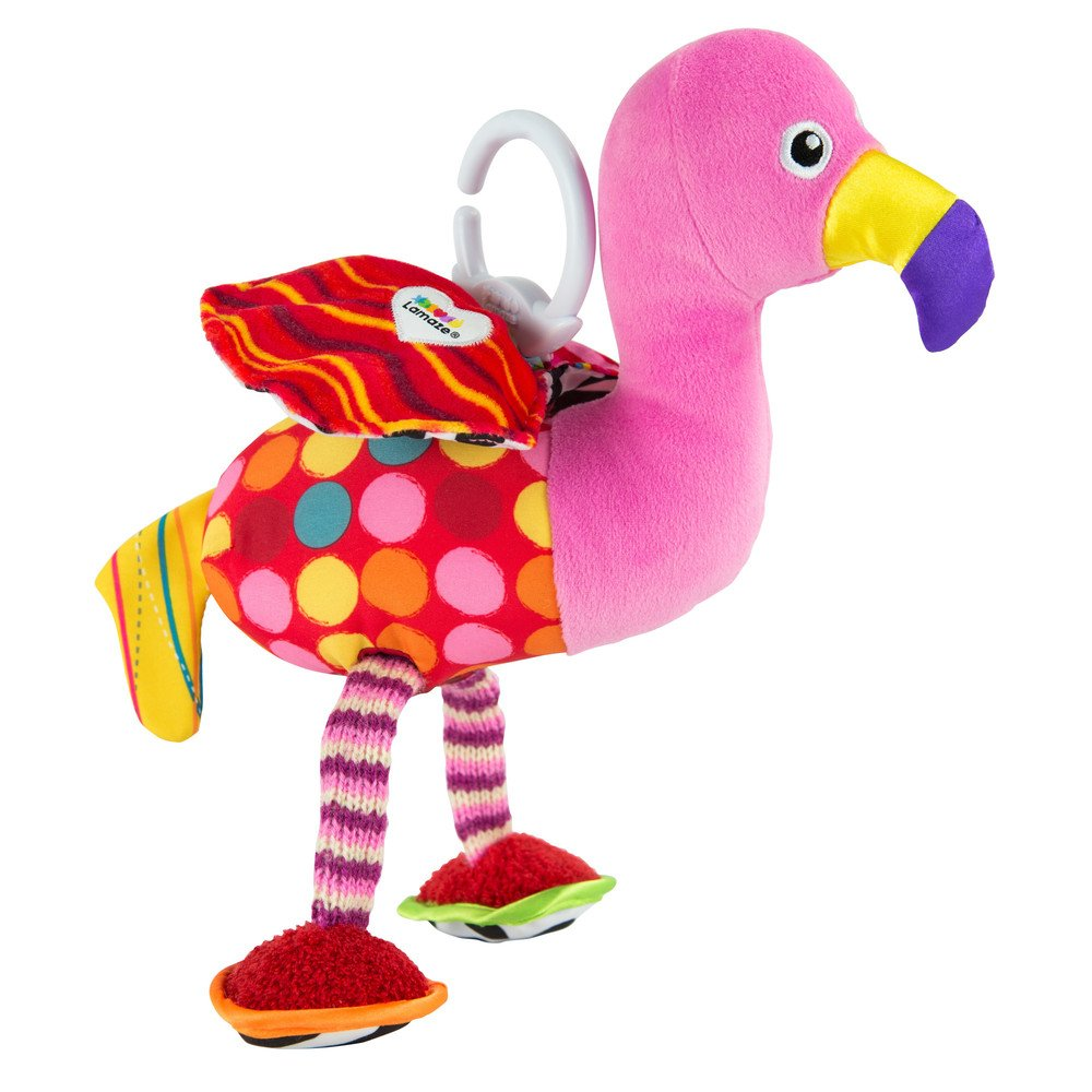 Lamaze Flapping Fiona, Clip on Toy by LAMAZE