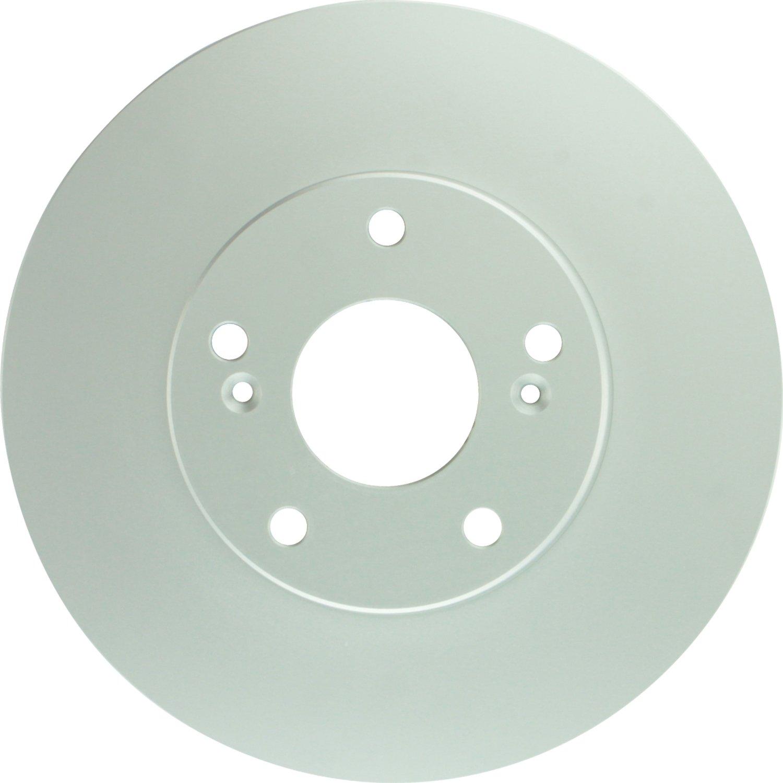 Bosch 26010731 QuietCast Premium Disc Brake Rotor For Honda: 1998-2012 Accord, 2006-2011 Civic; Front