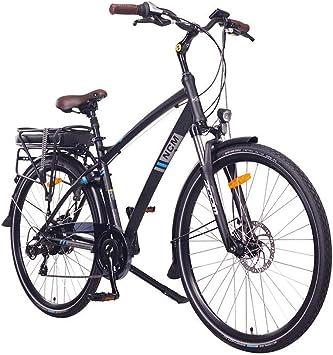 NCM Hamburg Bicicleta eléctrica Urbana, 250W, Batería 36V 13Ah ...