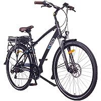 """NCM Hamburg Bicicletta elettrica da Città, 250W, Batteria 13Ah 468Wh, 28"""""""