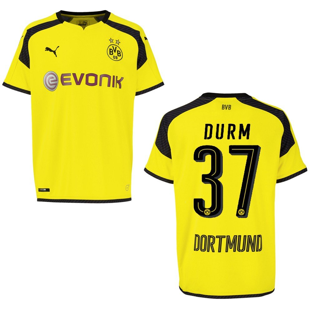 Puma BVB BORUSSIA DORTMUND Trikot 3rd Herren 2016   2017 - DURM 37, Größe 3XL