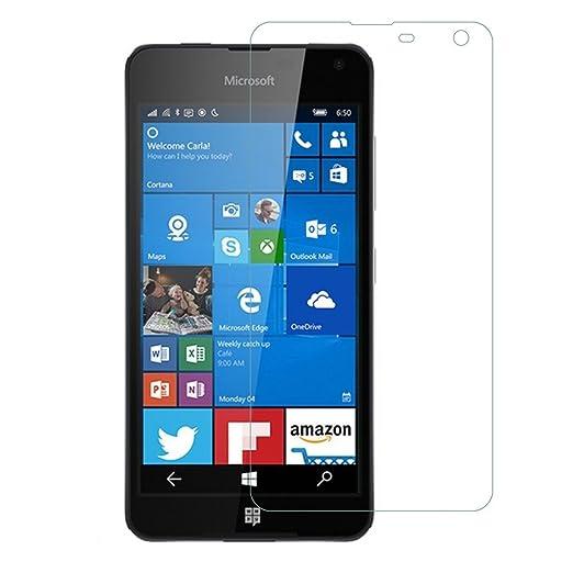 83 opinioni per Funnytech@ Pellicola Protettiva per Microsoft Lumia 650 Protettore Vetro