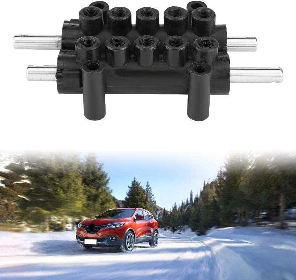 Air Control Valve Foot Pedal Air Control Valve with 10Pcs Hole for Tyre Tire Changer Machine
