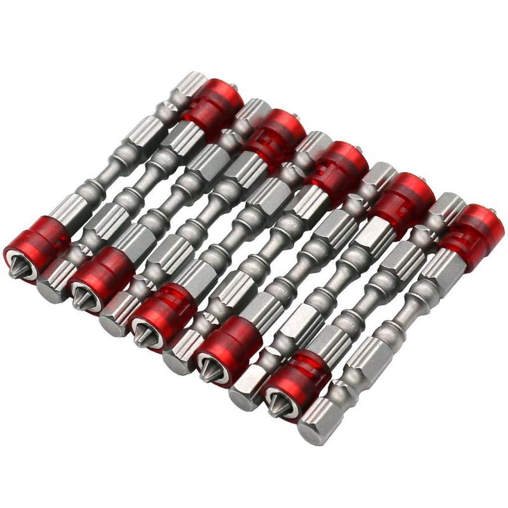SMILEQ 5 Unid 65mm Antideslizante Destornillador Magnético Hexagonal ...