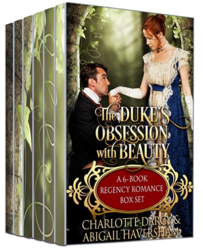 Dukes Obsession Beauty Regency Romance ebook product image