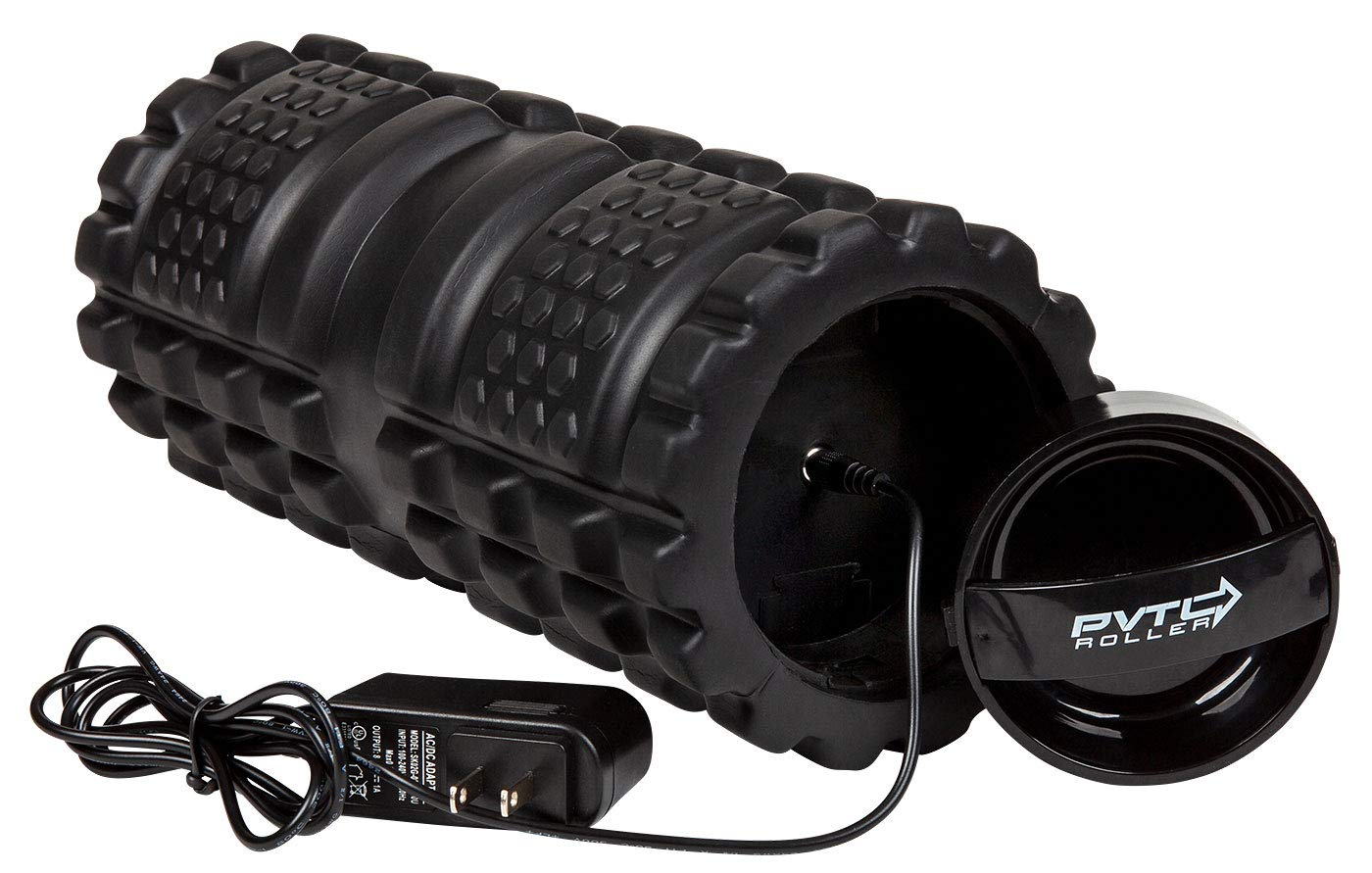 PVTL Roller 3-Speed Vibrating Foam Roller - High Intensity Vibration for Warm-Up, Recovery, Mobility, Training & Deep Tissue Trigger Point Sports Massage Therapy - Firm Density Electric Best Guarantee