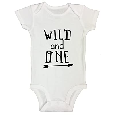 Funny Threadz Kids Boys Or Girls 1st Birthday Gift 1 Year Old Bday