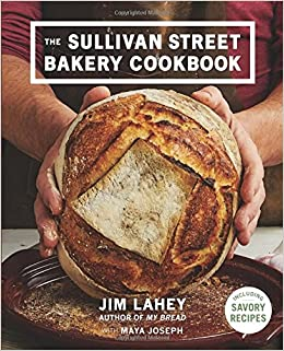 The sullivan street bakery cookbook jim lahey maya joseph the sullivan street bakery cookbook jim lahey maya joseph 9780393247282 amazon books fandeluxe Images