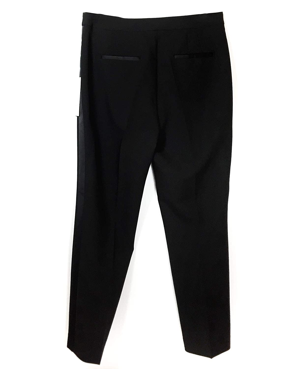 1572275f Zara Women's Tuxedo Trousers with Side Trim Detail 2121/783: Amazon.co.uk:  Clothing