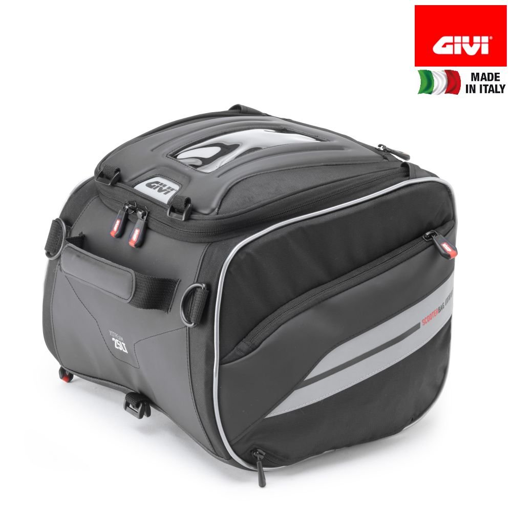 GIVI XS318 Xstream Borsa Scooter Tunnel Sella, 25Lt