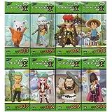 ONE PIECE ワンピース ワールドコレクタブルフィギュア vol.5 全8種セット