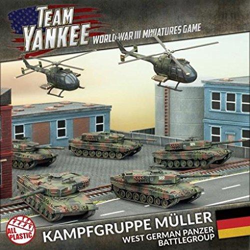 Team Yankee: Kampfgruppe Muller
