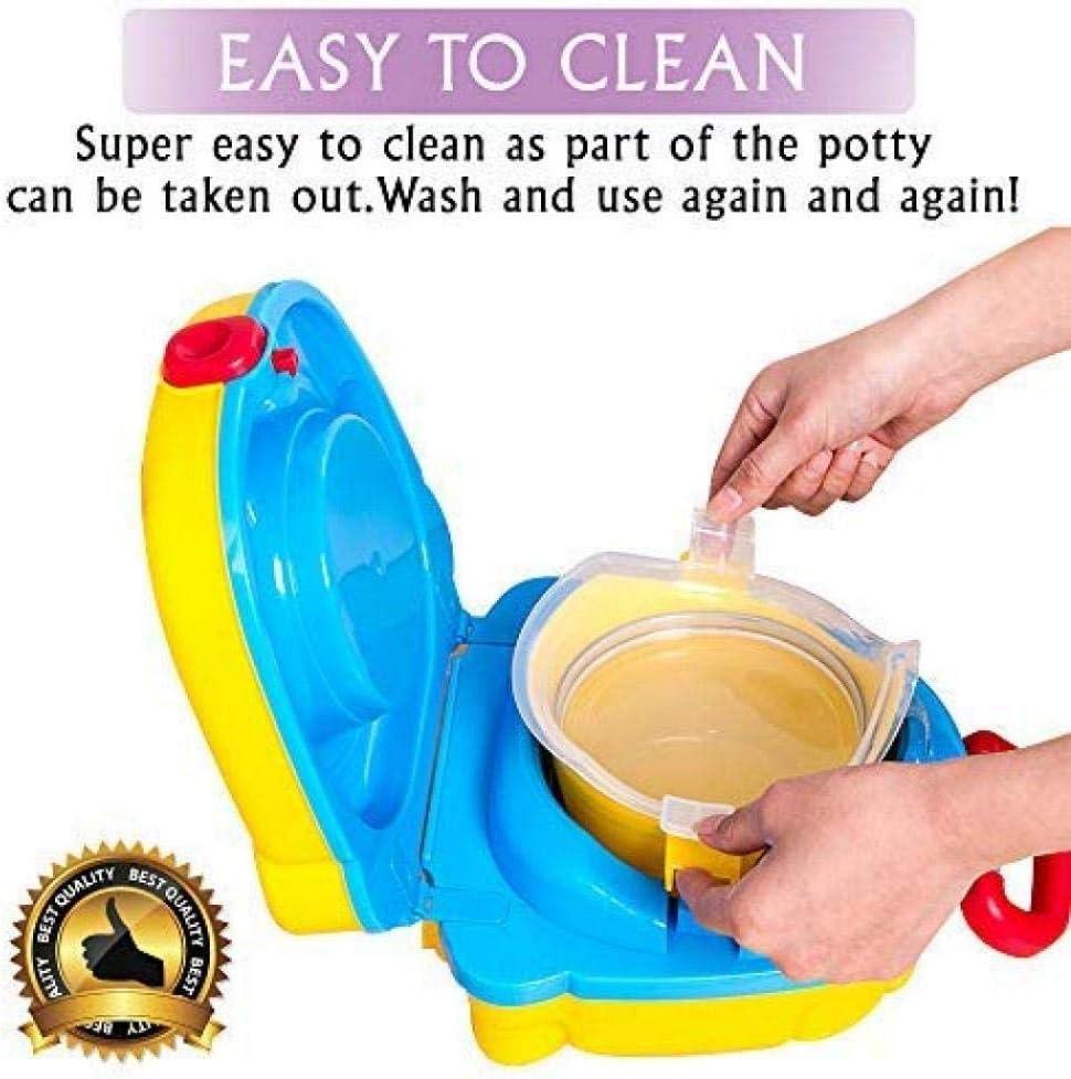 Pour le camping gar/çons Jessie Urinoir pour enfant pour lapprentissage de la propret/é la voiture les voyages