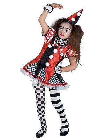morbido e leggero ultimo design data di rilascio: Generique - Costume da Pierrot Rosso per bambinaCostume da ...