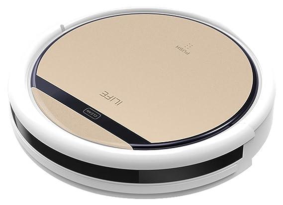 iLife V5 PRO inteligente robot aspirador - oro rosa: Amazon.es: Hogar