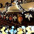 Fairy Lights Christmas Led String Lights, ,10 FT,400 Leds,Waterproof Firecracker Decorative Light for Garden, Wedding, Patio, Backyard,Cafe,Bedroom Decor,Xmas Party,Festival Atmosphere(Warm /White)