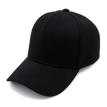 Top Level Baseball Cap Men Women - Classic Adjustable Plain Hat