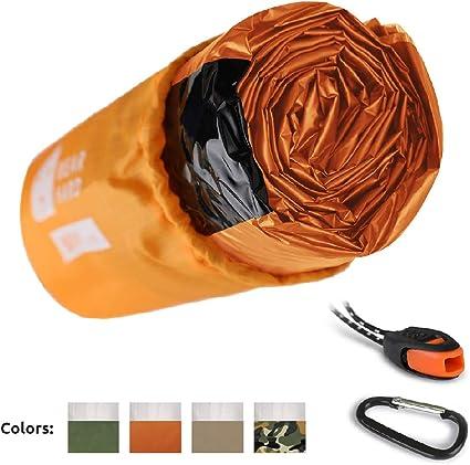 Hot Blanket Mylar Folding Camping Emergency Sleeping Bag Outdoor Survival