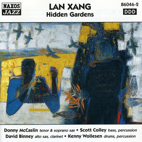 CD : Lan Xang - Hidden Gardens (Germany - Import)