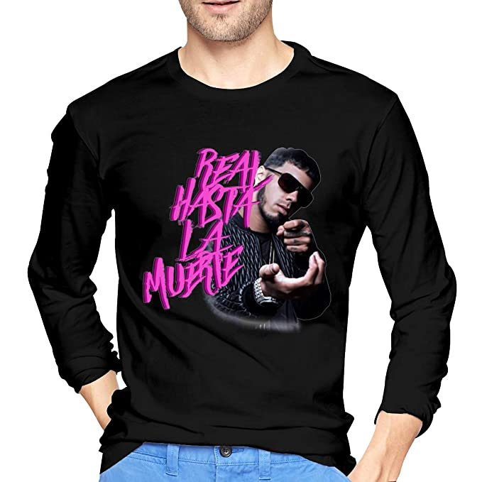 fead3a3e04b Image Unavailable. Image not available for. Color  Men s Long Sleeve T- Shirts