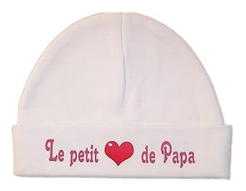 Les lutins de Camille-Bonnet naissance quot le petit coeur de papa quot ,  blanc 17b5f05f4b2