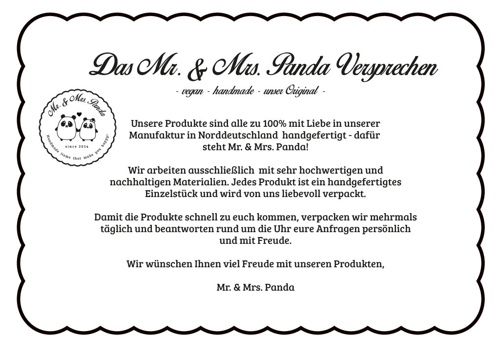 Panda Fr/ühst/ücksbrett Bester Opi der Welt /& Mrs Mr