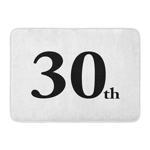 Funny Z 30th Este número es cumpleaños Cualquier Otra Cosa ...