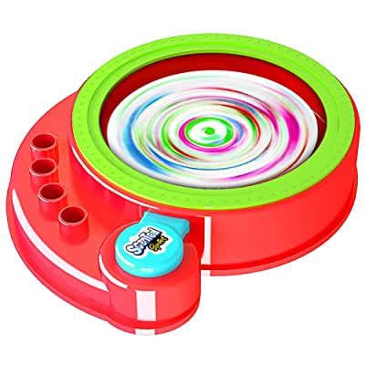 Anker Play Games Art Scented Spin Art, Multicolor: Toys & Games