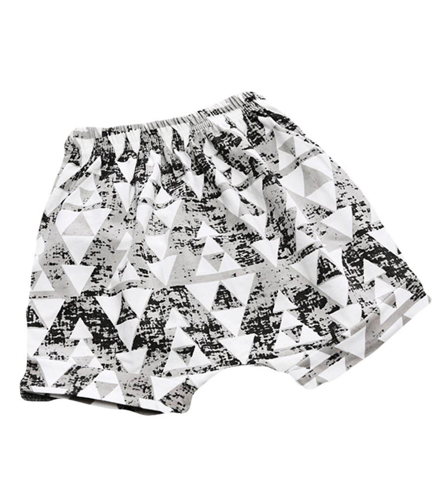 CHENGYANG Children Summer Short Pants Baby Bloomers Harem Shorts