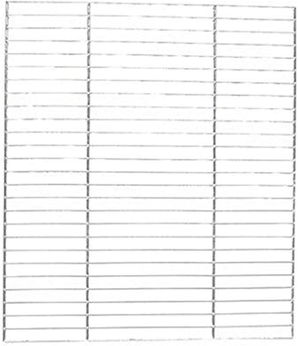 Vision Rejilla Lateral para Jaulas M01 / M02